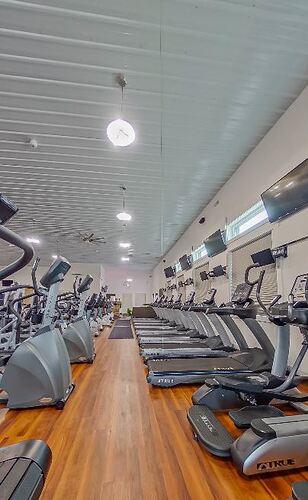 Treadmill snip