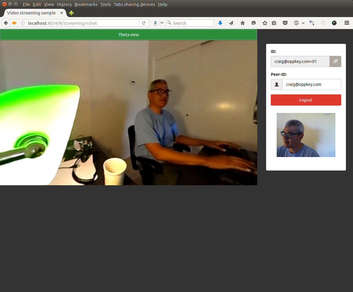 360 Video Conferencing with the RICOH THETA S - Contests and