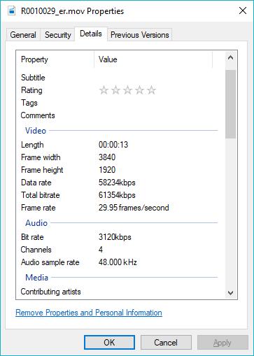 4K 120 Mbps livestreaming - THETA Media - THETA 360 Developer