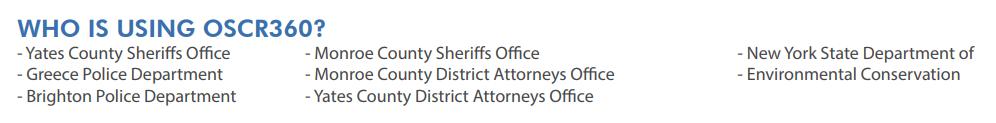 Law Enforcement - Business - THETA 360 Developer