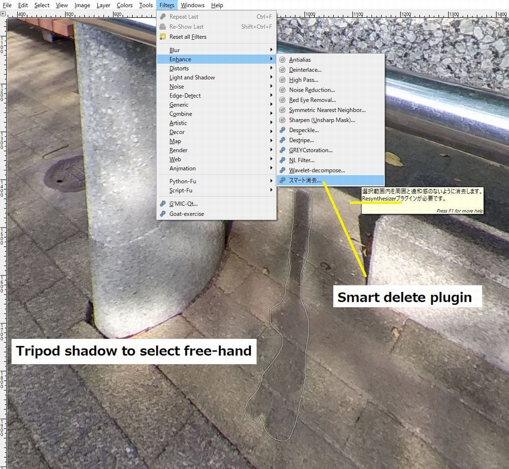 How To Install Gimp Resynthetized For Mac Os