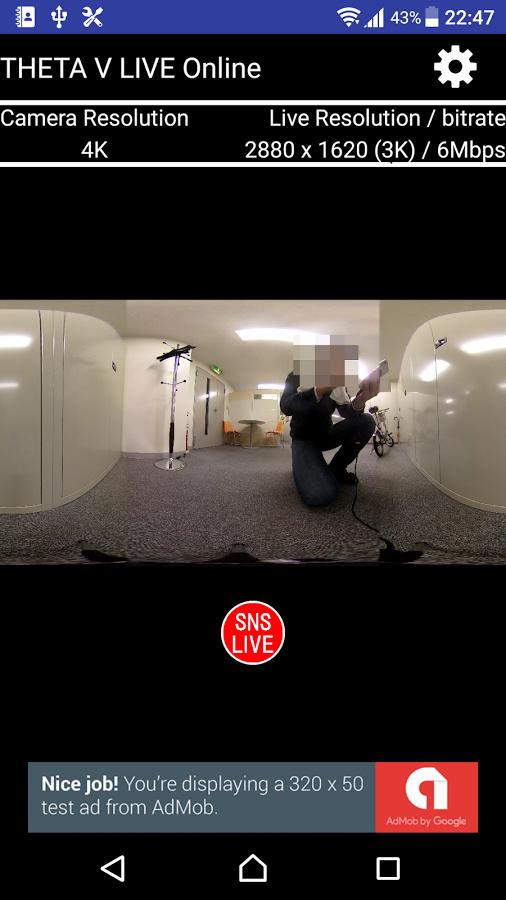 Free live cam community