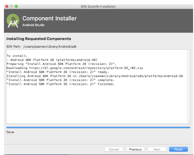 RICOH THETA V Plug-in Development Setup (Mac) - plugin