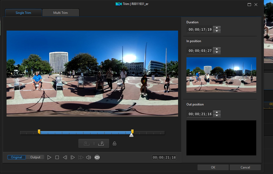 Product Review: CyberLink PowerDirector 360 Video Editor with RICOH