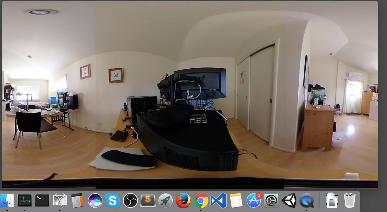 THETA V Live Streaming with Mac OS X - THETA Media - THETA