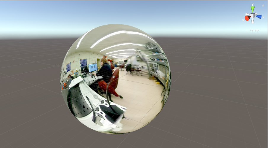 Tutorial: Live Ricoh Theta S Dual Fish Eye for SteamVR in Unity