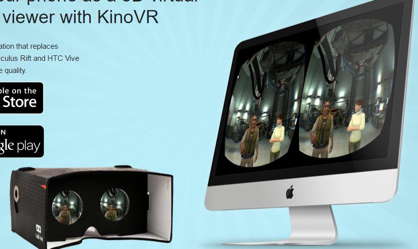 Cheap VR Hacks: Stream PC Desktop to Mobile Phone - THETA