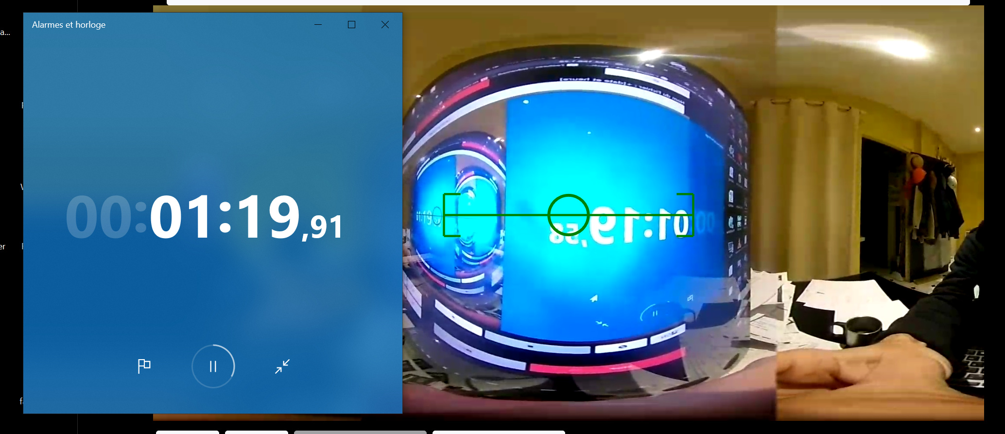 Low latency (0 4s) H 264 livestreaming from Theta V WiFi to