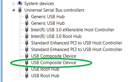 Where to download USB driver for Theta V and for windows 7? - plugin
