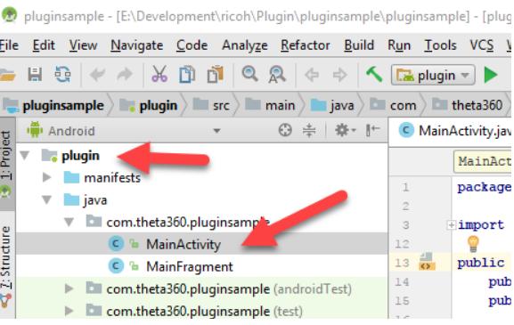 Ricoh Plug-in Development Explanation - plugin - THETA 360