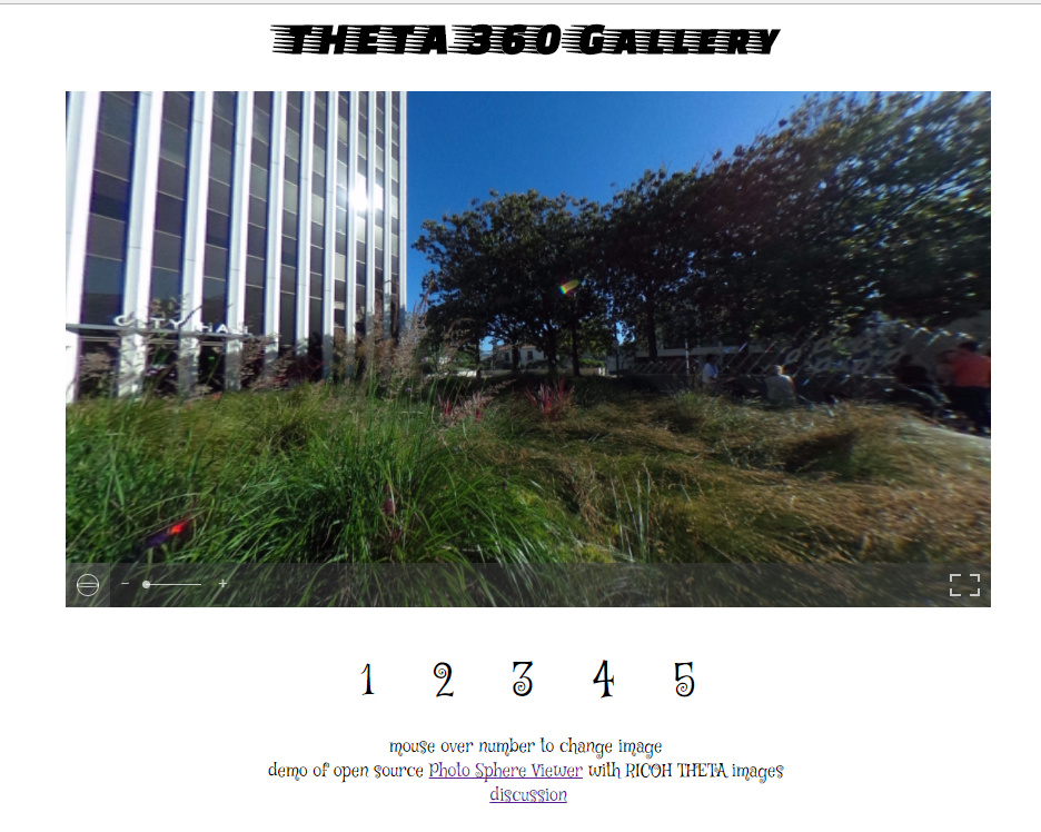 4 Top Free 360 Image Viewers for Developers - THETA Media