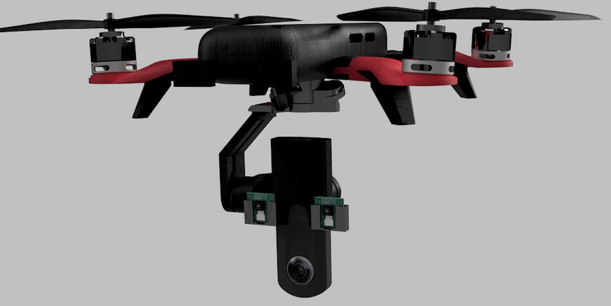 Thanics Robotics Open Source Code - THETA Media - THETA 360