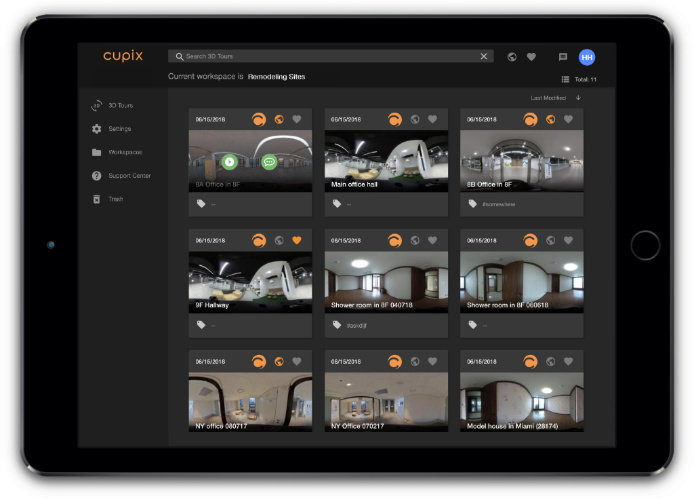 CONSTRUCTION: Cupix Official Launch Announcement Coming Soon